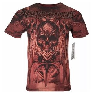 XTREME COUTURE by AFFLICTION T-Shirt POWER SLAVE